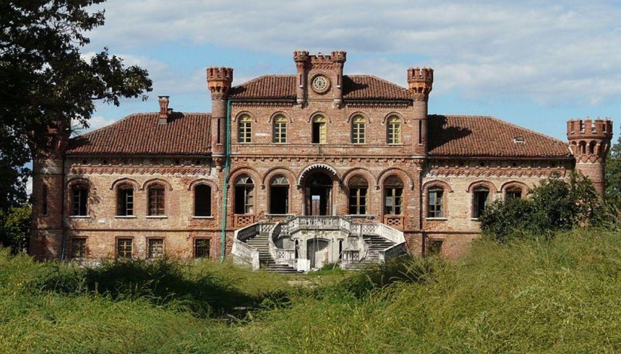 Castello Neogotico di Marene