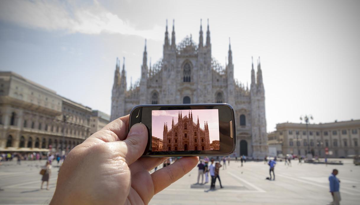 Duomo di Milano luoghi instagrammabili