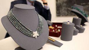 All'asta i gioielli di Franca Valeri