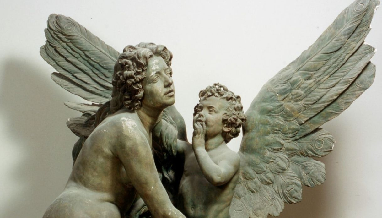 L'annunciazione dell'amore, Filippo Cifariello