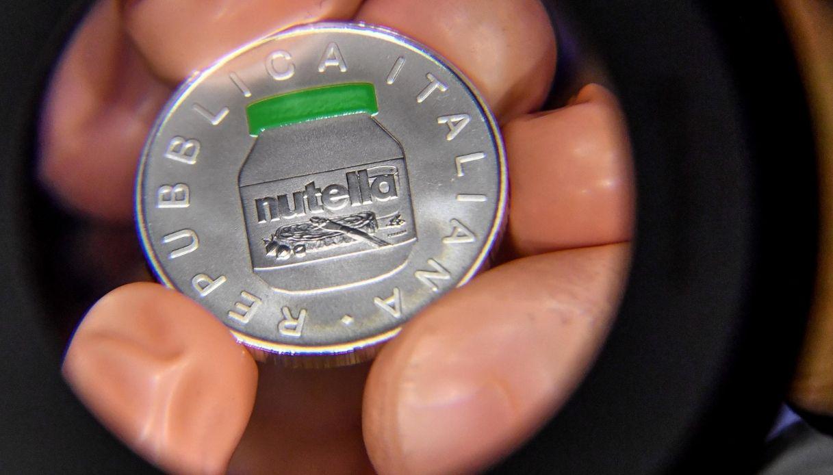 Le nuove monete speciali del 2021: dalla Nutella a Caravaggio