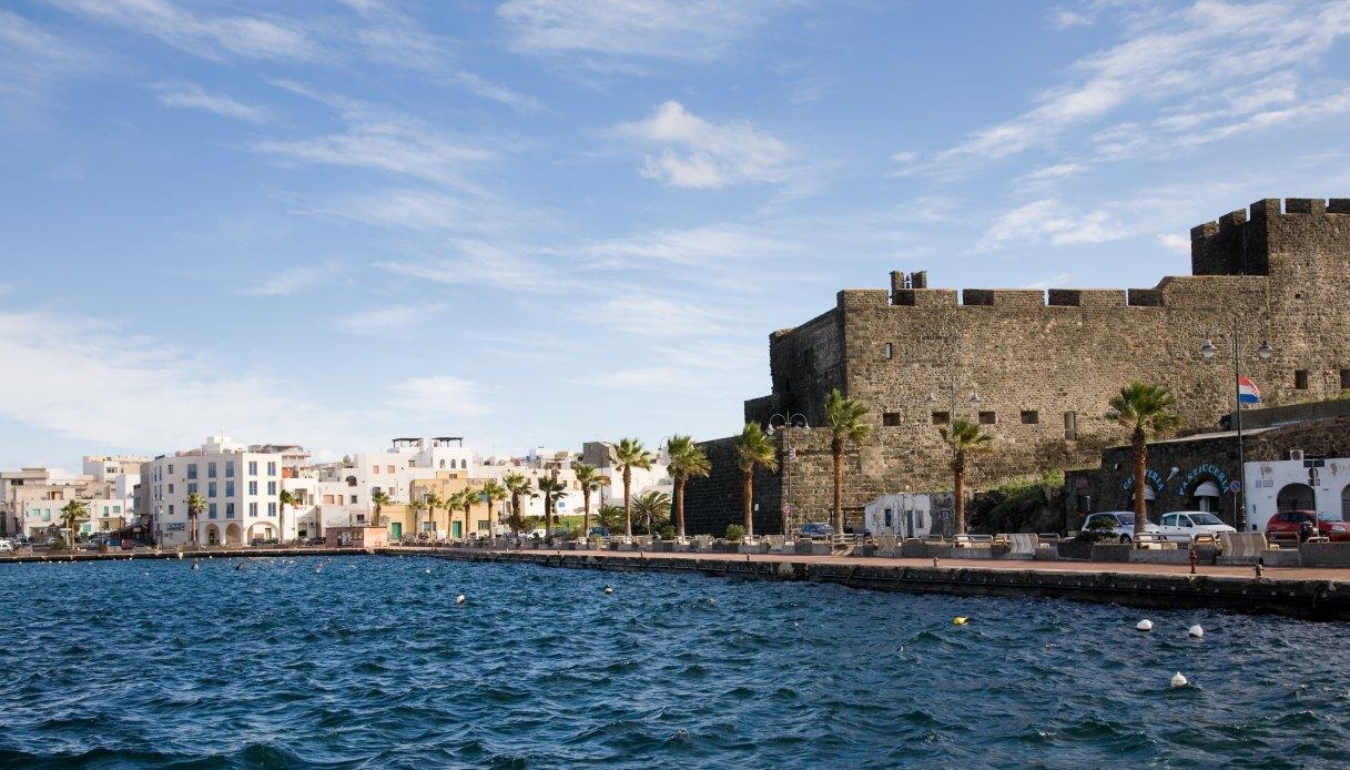 Pantelleria borgo del futuro