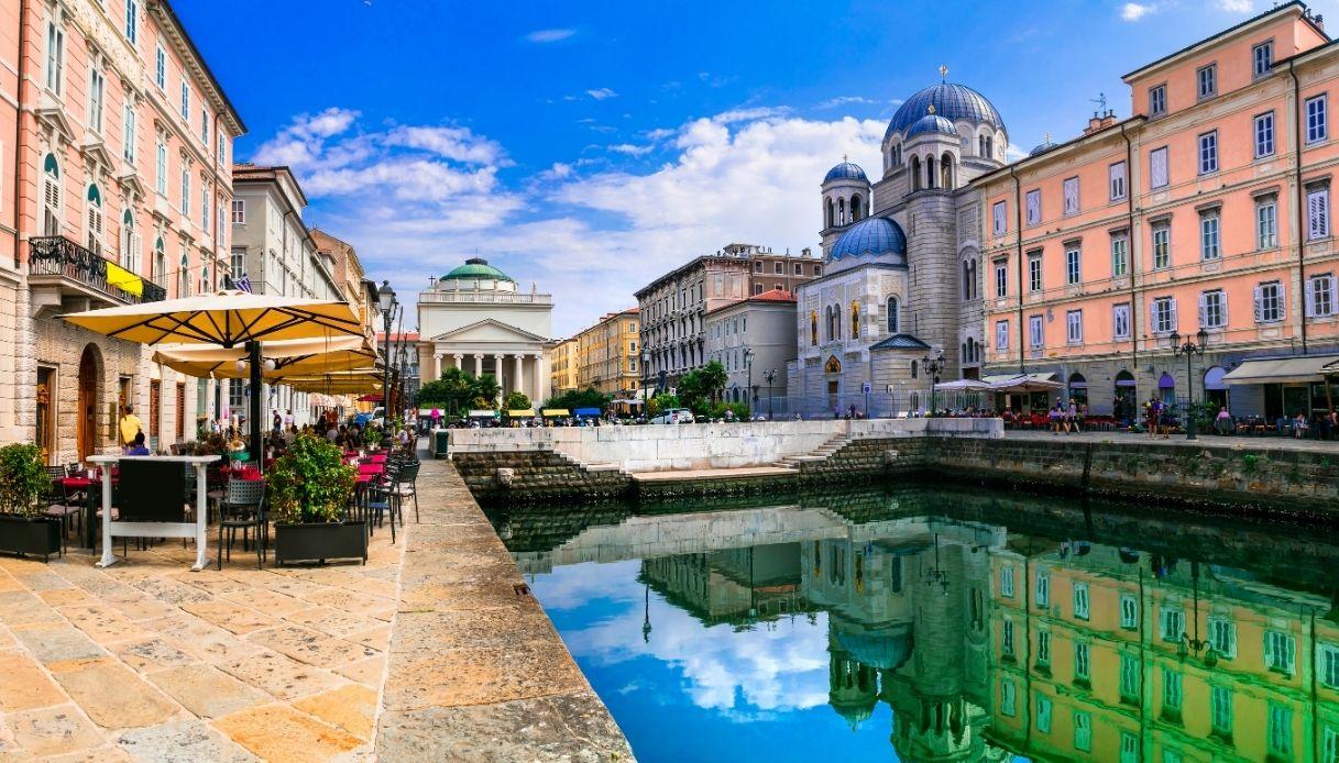 Trieste, città italiana più sicura al mondo