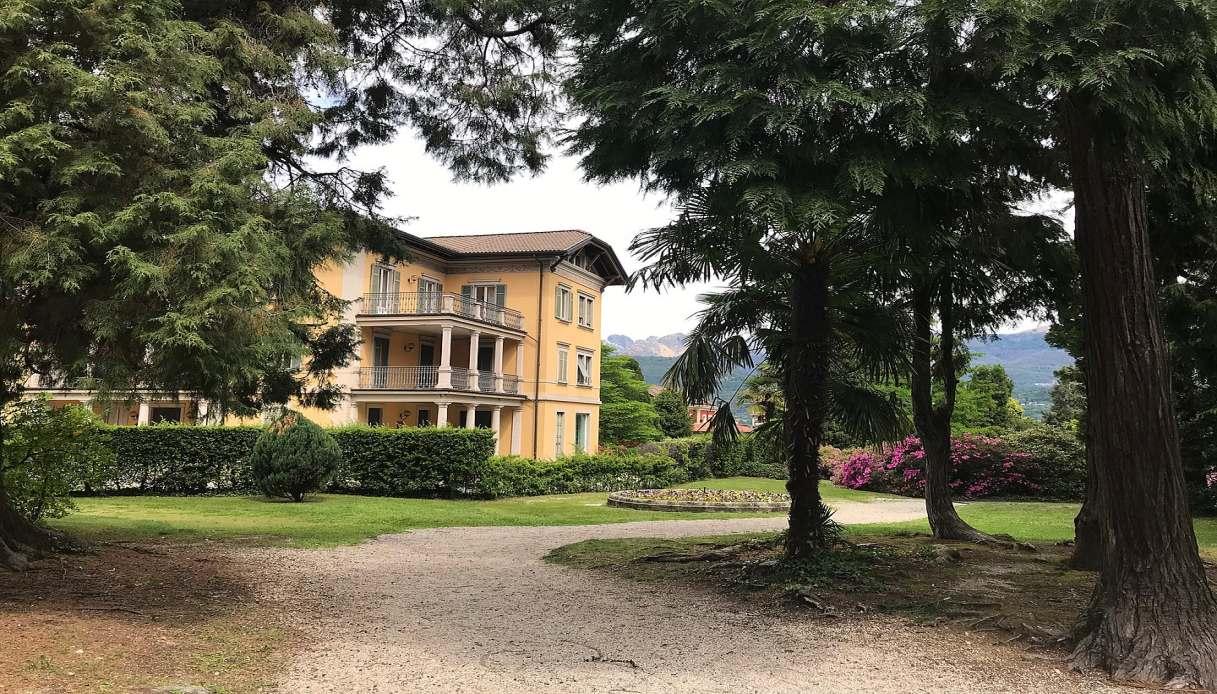 villa Fedora Lago Maggiore