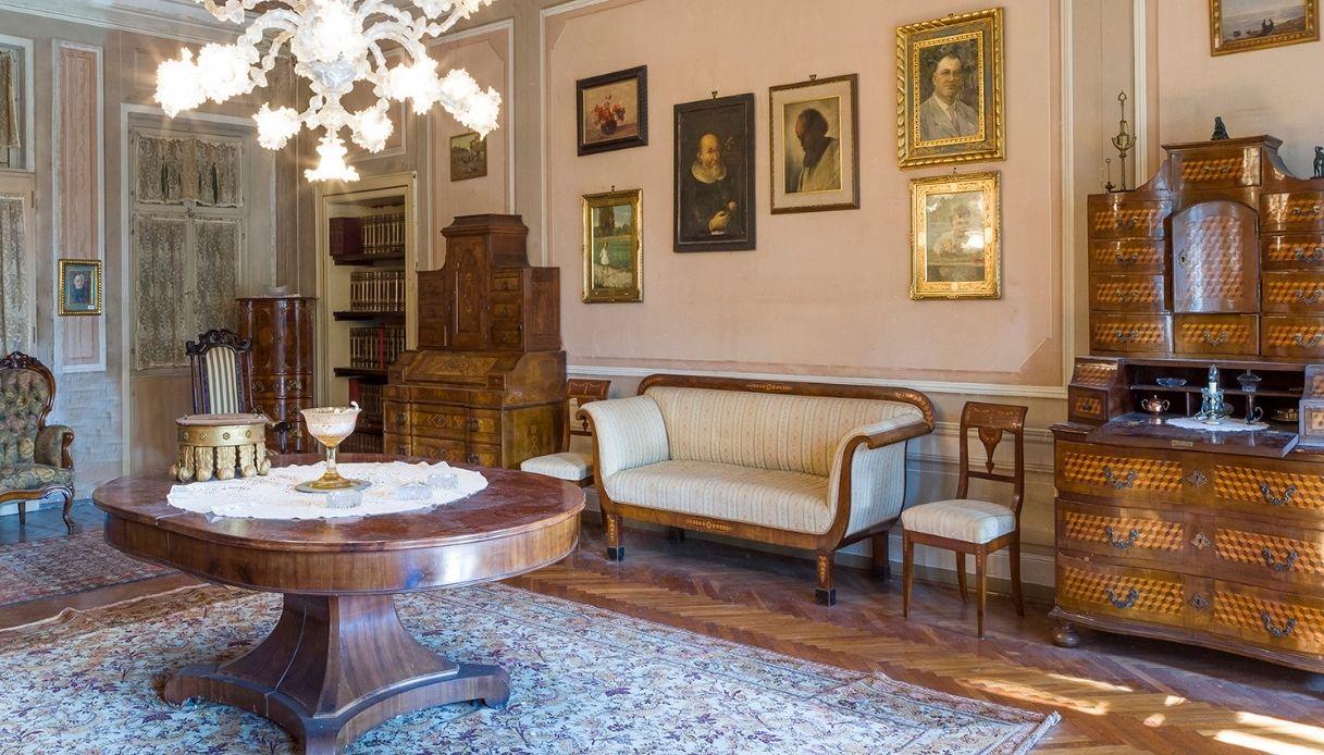 Villa Napoleone in Friuli