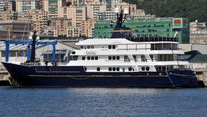 Yacht Briatore