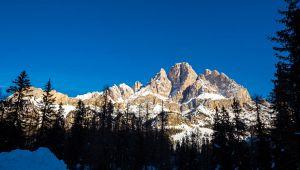 Monte Cristallo Faloria rifugio Cortina