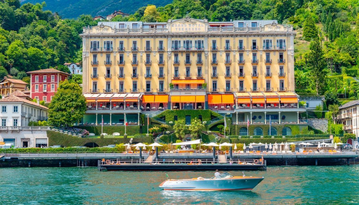 Hotel Tremezzo sul Lago di Como