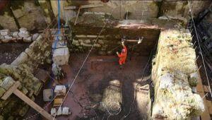 nuova metro Milano trovati resti