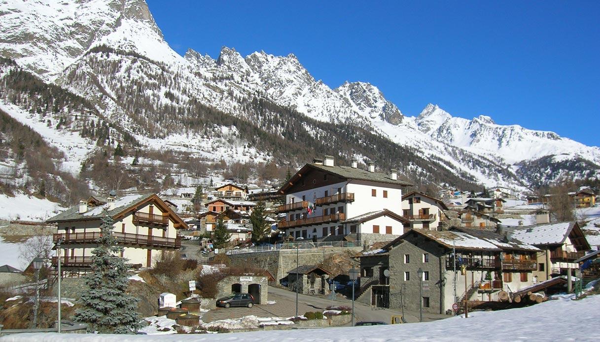 Case a 1 euro ad Oyace in Valle d'Aosta