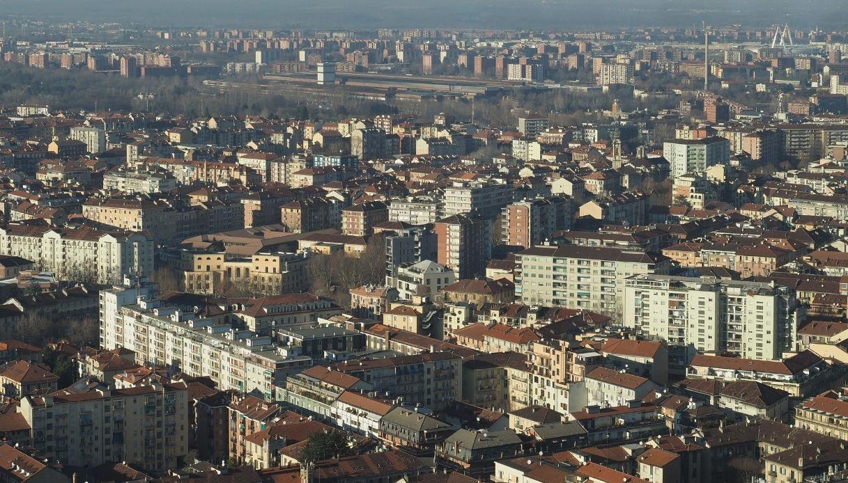 Torino tra le città più inquinate in Italia