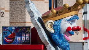 Carnevale Viareggio rimandato