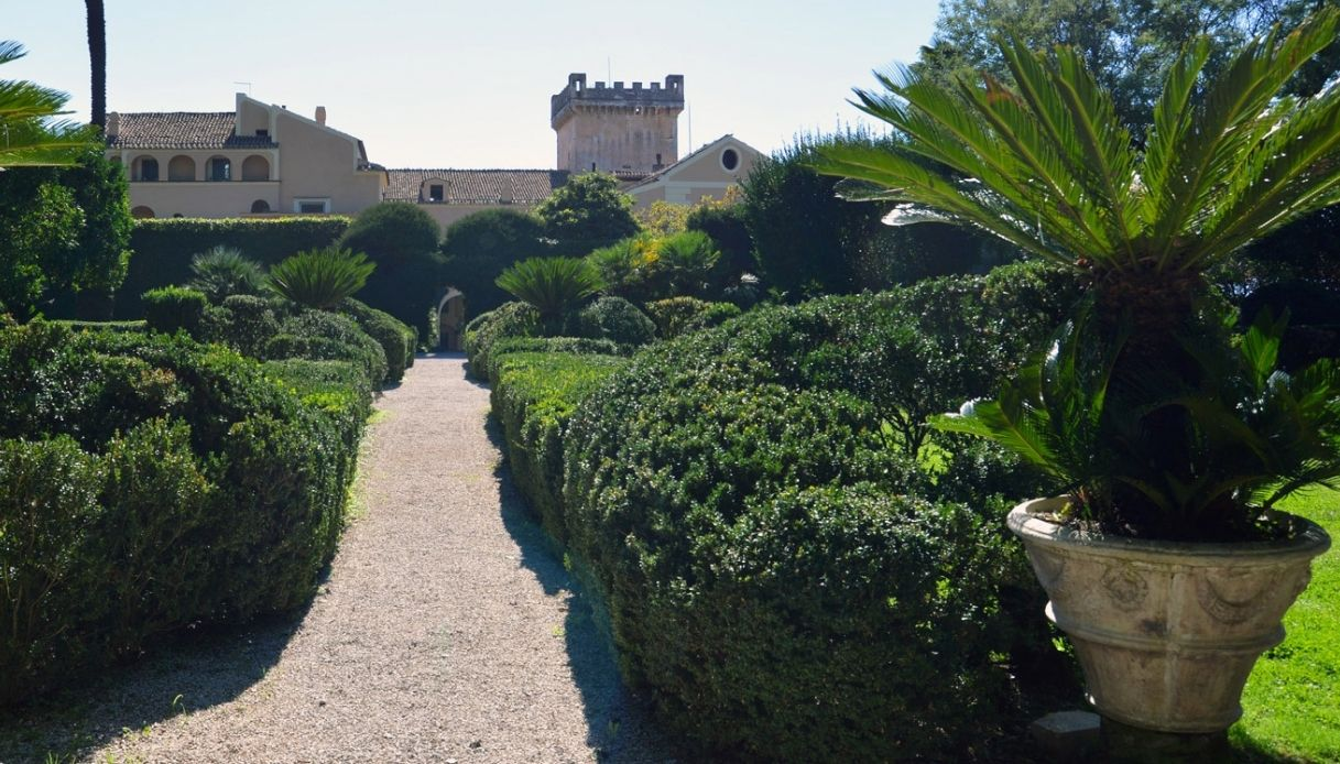Villa Porfidia a Recale