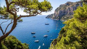 Vista Panoramica di Capri