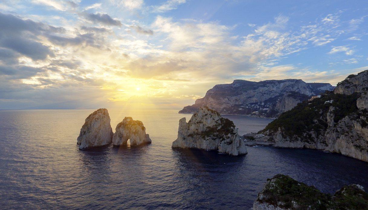 Farglioni di Capri