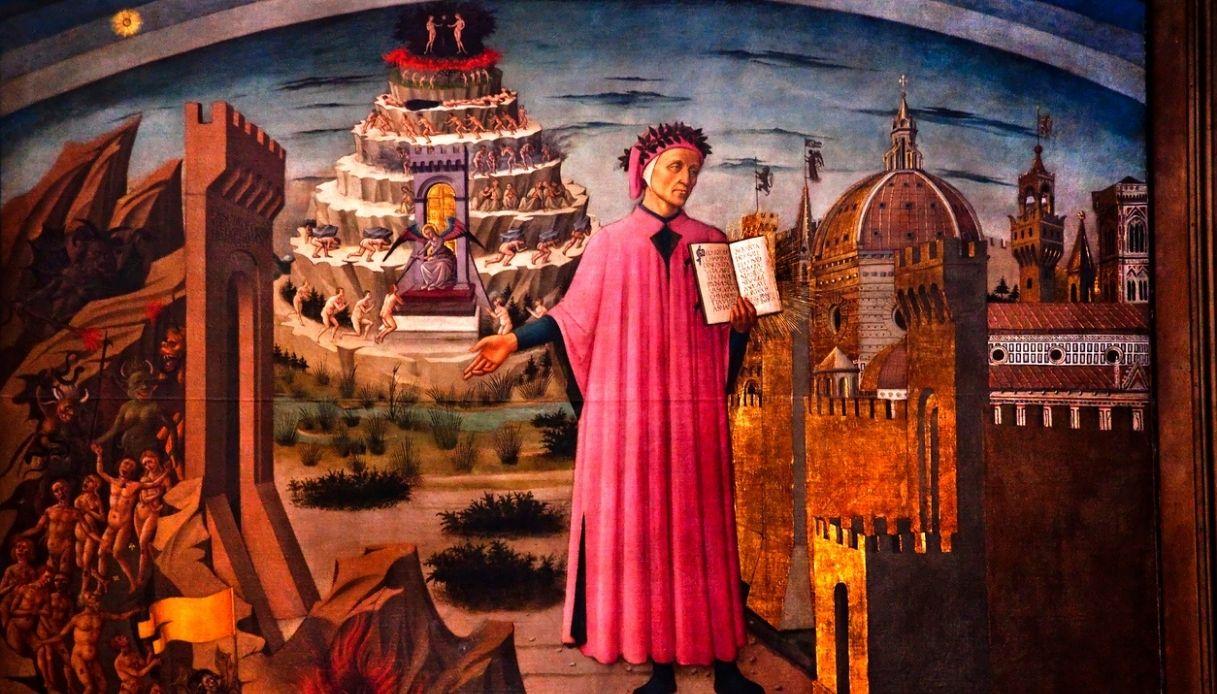 Divina Commedia Dante