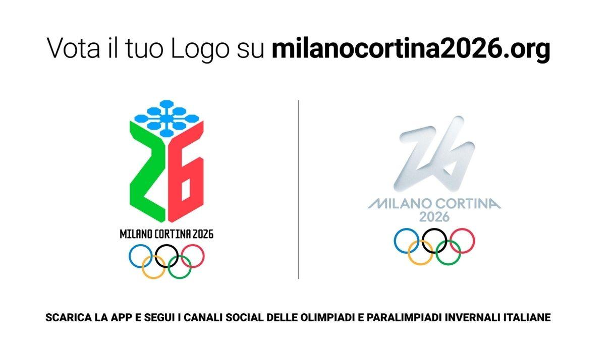 Loghi Milano-Cortina 2026