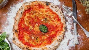 Pizza Napoletana Marinara