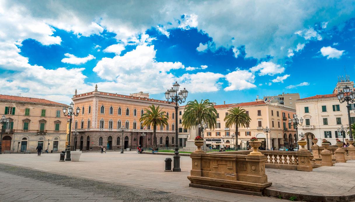 Case a 1 euro nel centro storico di Sassari
