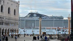 Stop grandi navi Venezia