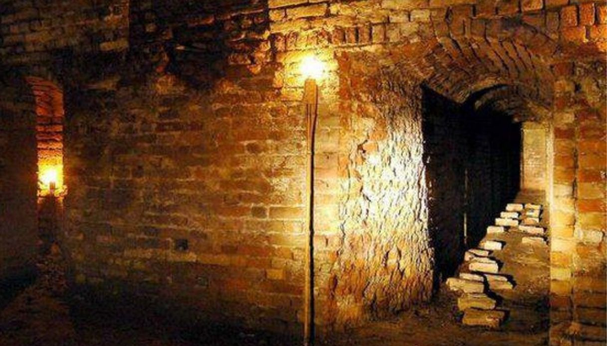 Tunnel Lodi