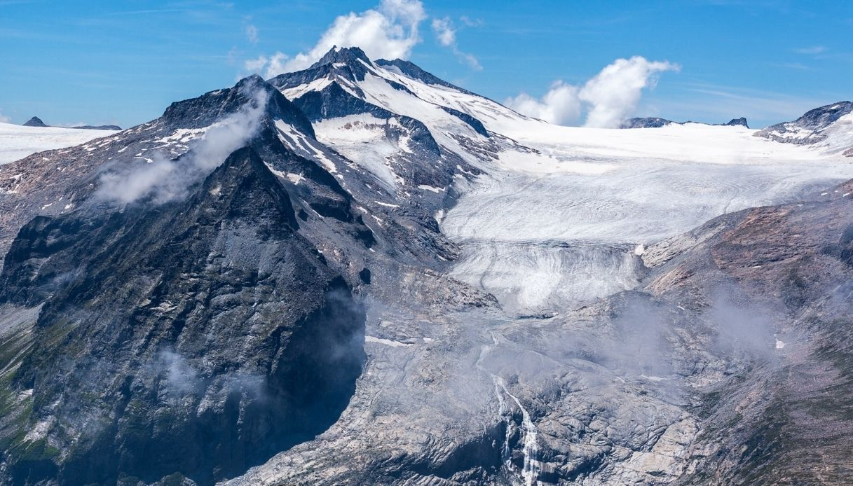 Adamello ghiacciaio Mandrone