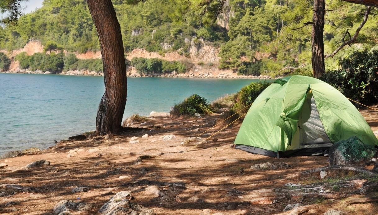 I migliori campeggi italiani