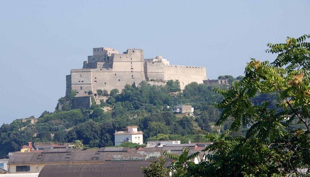Castello Aragonese Baia
