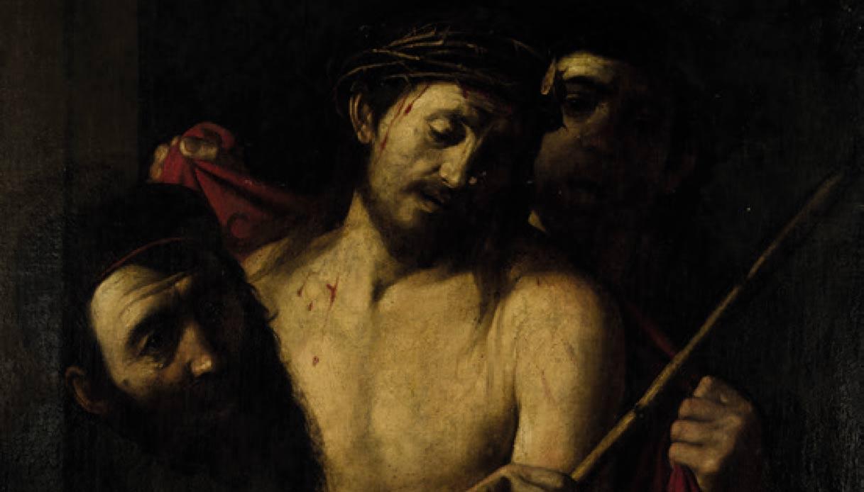 Salvato dall'asta il dipinto di Caravaggio di origine siciliana
