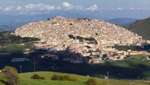 Geraci Siculo Panorama