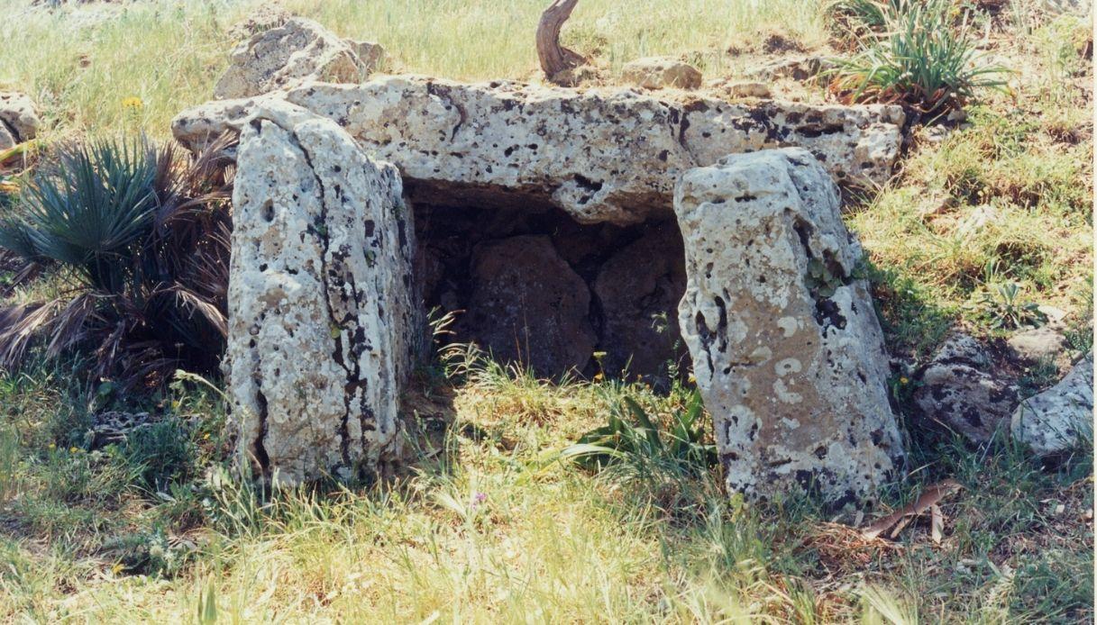 Il mistero dei dolmen in Sicilia