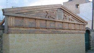 Tempio di Minerva a Castro