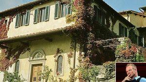 Villa Sting in Toscana
