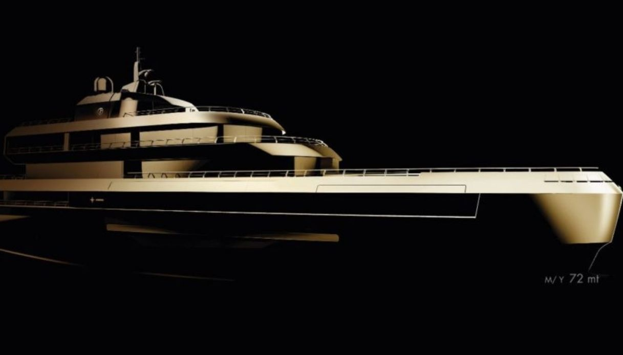 Yacht Armani