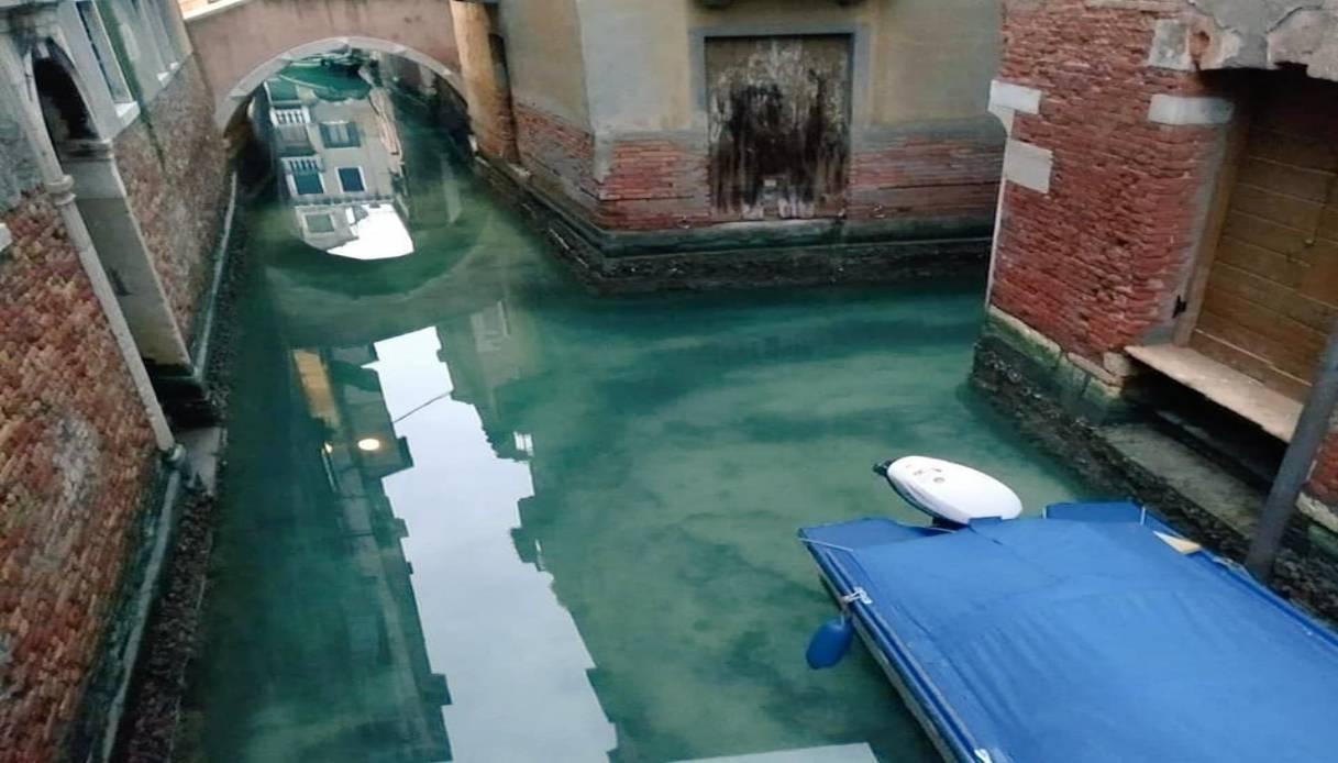 acque laguna venezia
