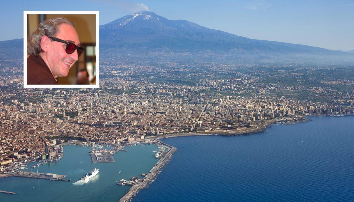 La Sicilia di Franco Battiato: i luoghi speciali del