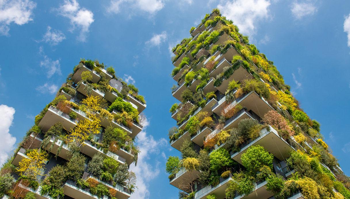 Edifici green: il Bosco Verticale di Milano è il re di Instagram