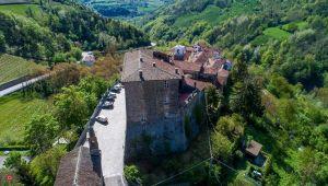 Il castello medievale di Borgomale