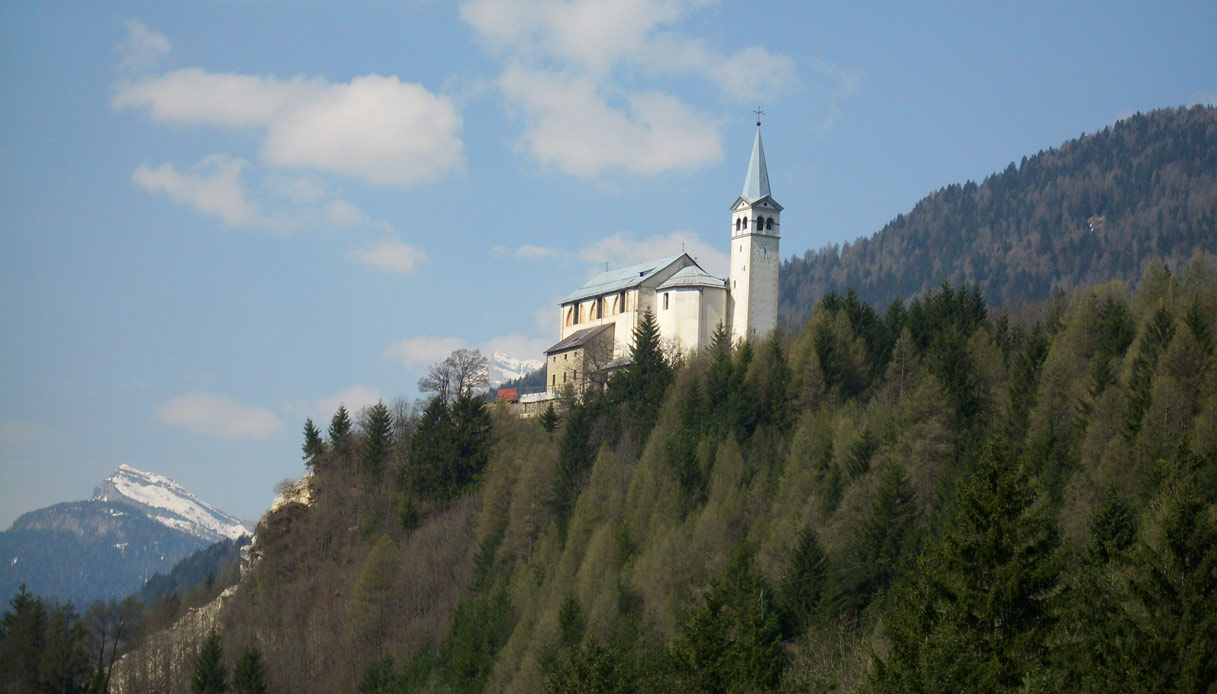 Chiesa di San Martino Vescovo Cadore