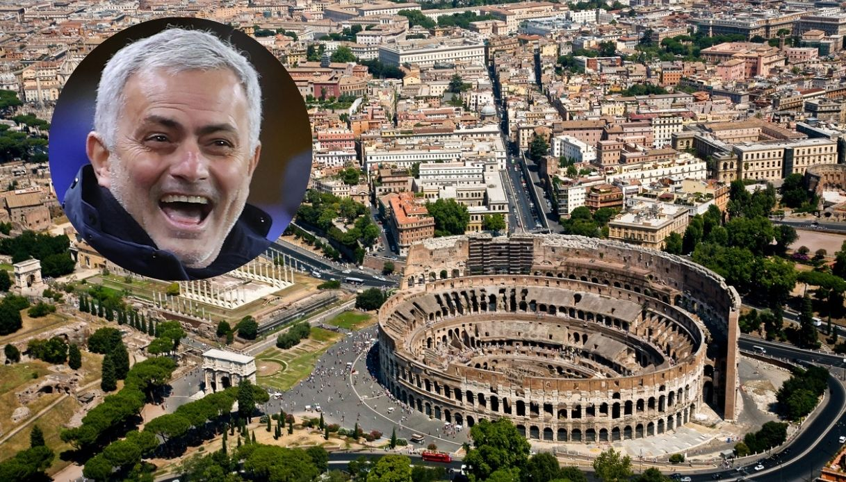 Josè Mourinho cerca casa in centro a Roma: 3 opzioni