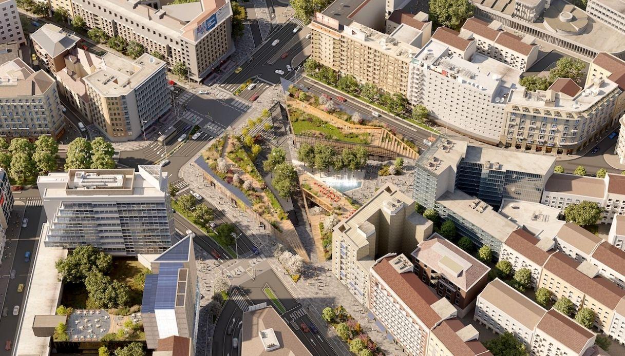 Svolta Milano: piazzale Loreto si trasforma per le Olimpiadi 2026