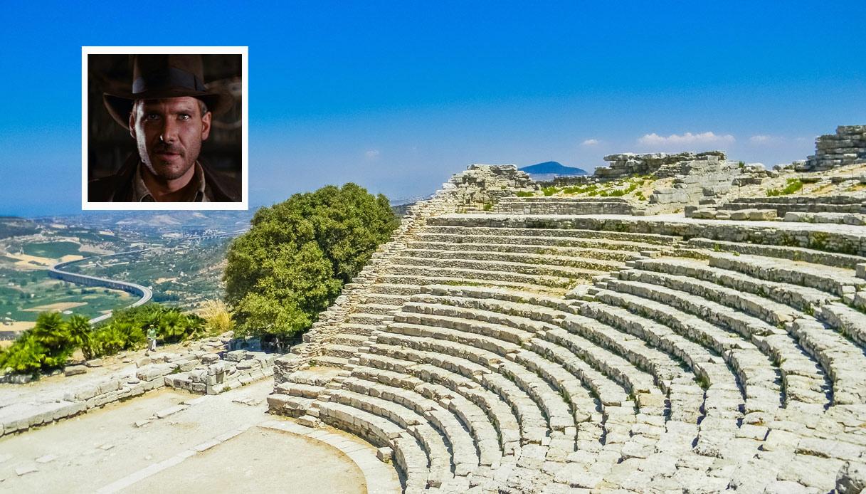 Indiana Jones sbarca in Sicilia: la location del nuovo film