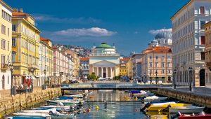 Trieste e il National Geographic