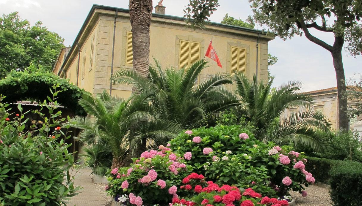 La storica villa di Puccini riapre dopo il restauro