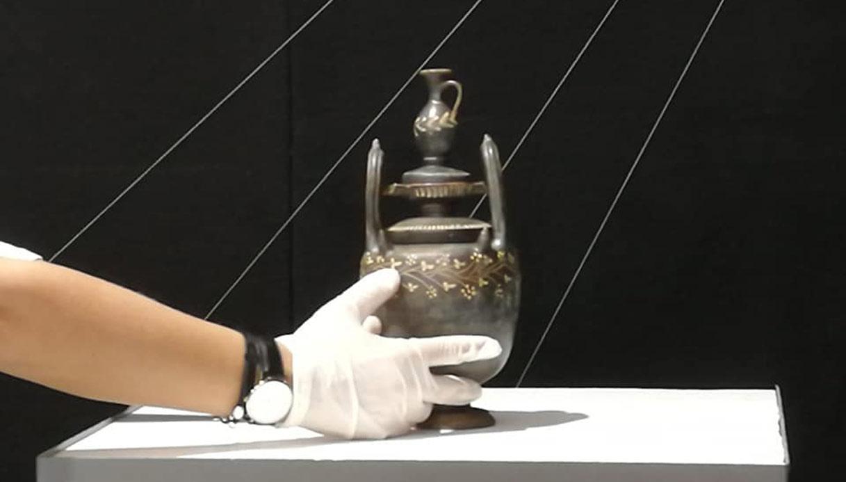 Pontecagnano, svelato il futuro sognato da bimbi di 2500 anni fa