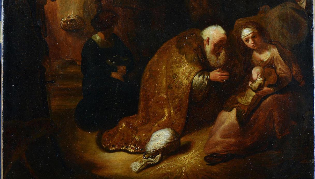 Il Rembrandt ritrovato: la scoperta casuale ed eccezionale a Roma