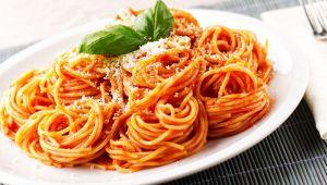 Spaghetti col pomodoro