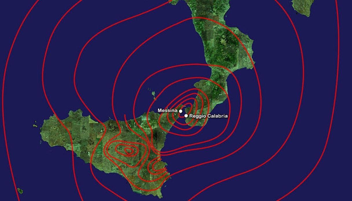 Terremoto del 1908