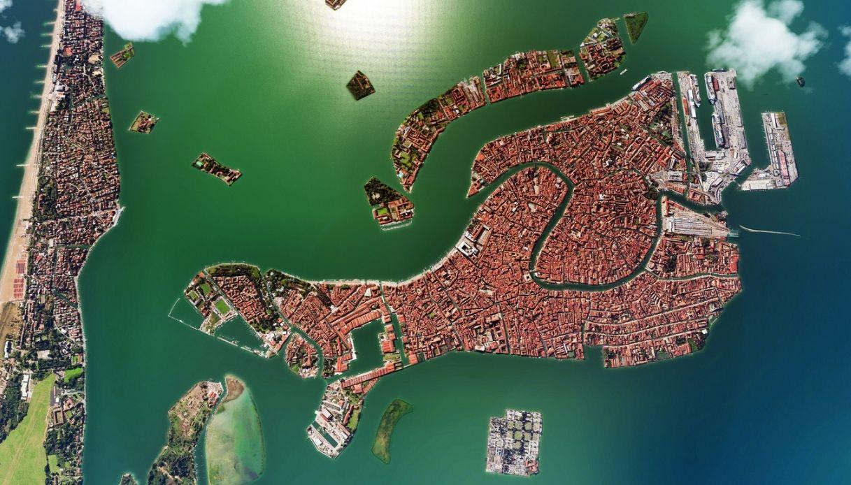 Venezia a rischio inondazione: l'allarme lanciato dall'Onu