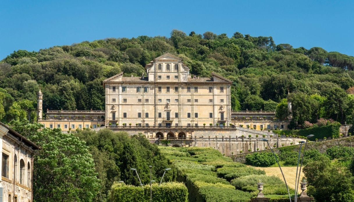 Villa Aldobrandini: la location del matrimonio di Kitty Spencer
